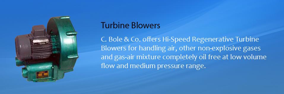 Turbine Blower, Hi Speed Regenerative Turbine Blowers